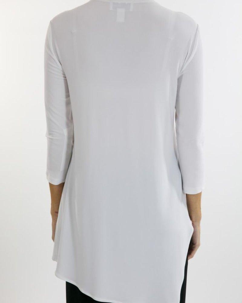 Joseph Ribkoff Asymmetrical top