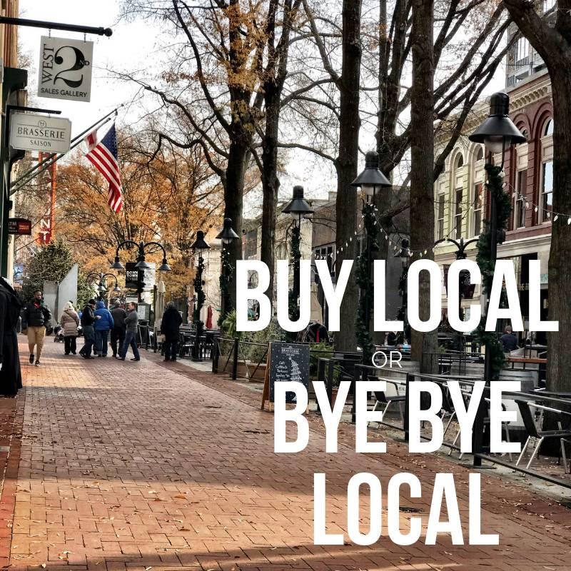 Buy Local or Bye Bye Local