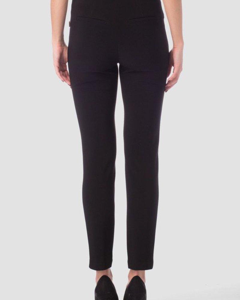 Joseph Ribkoff Straight leg pant with zipper