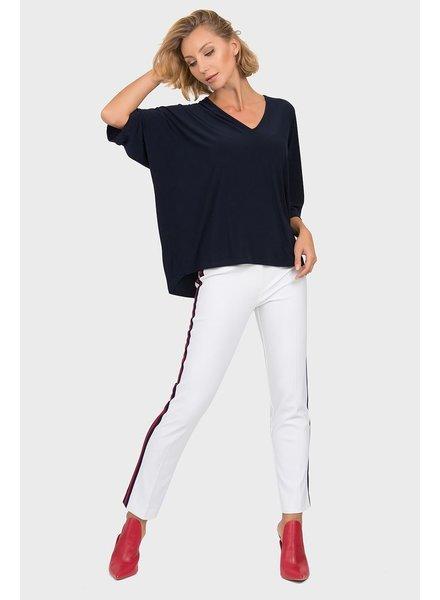 V-Neck Boxy blouse
