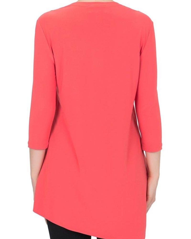 Asymmetrical blouse