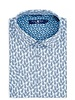 Stone Rose Pineapples print short sleeve shirt
