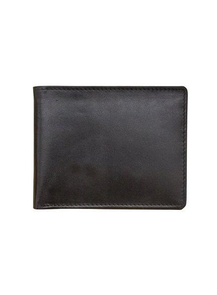 RFID, bifold men's wallet