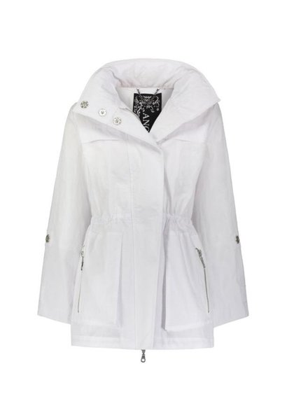 Crinkle Rain Jacket