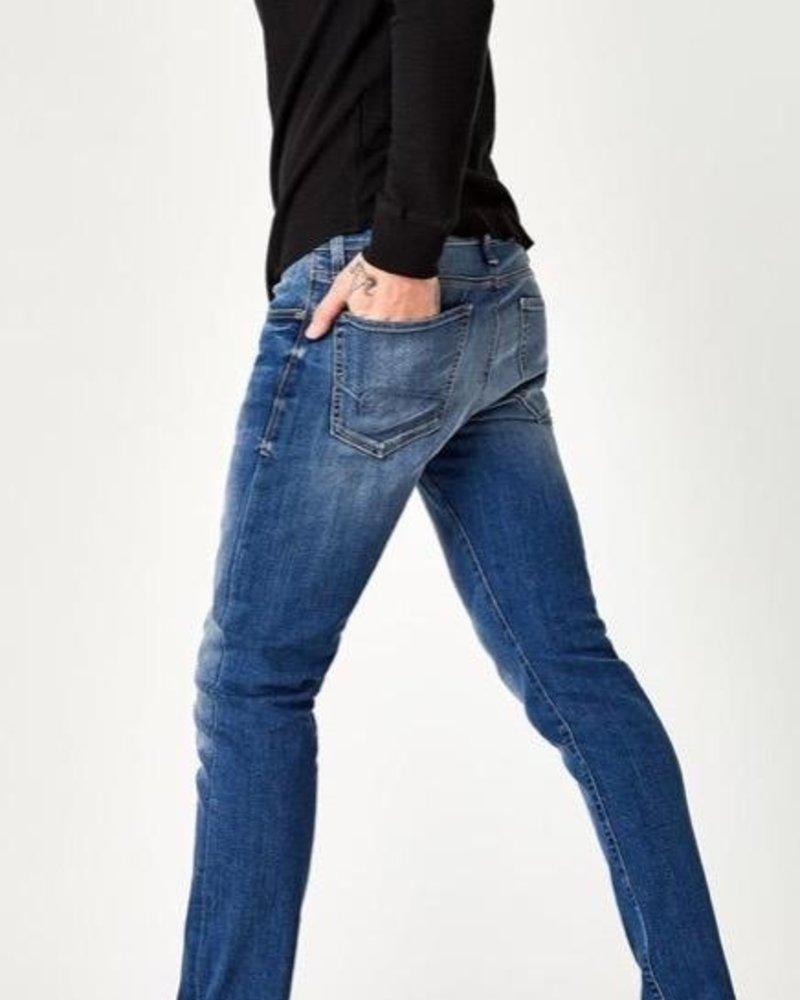 Mavi Jeans Jake Slim leg in miod foggy williamsburg