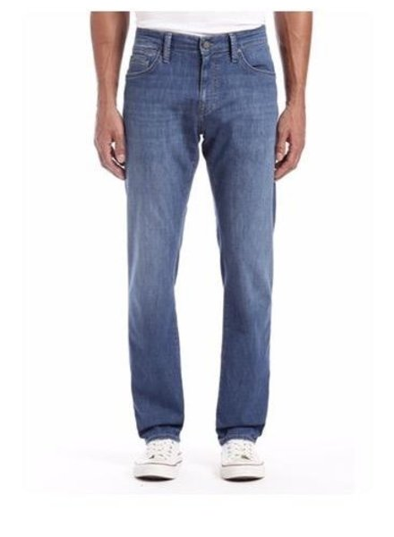 Mavi Jeans Zach indigo chambray