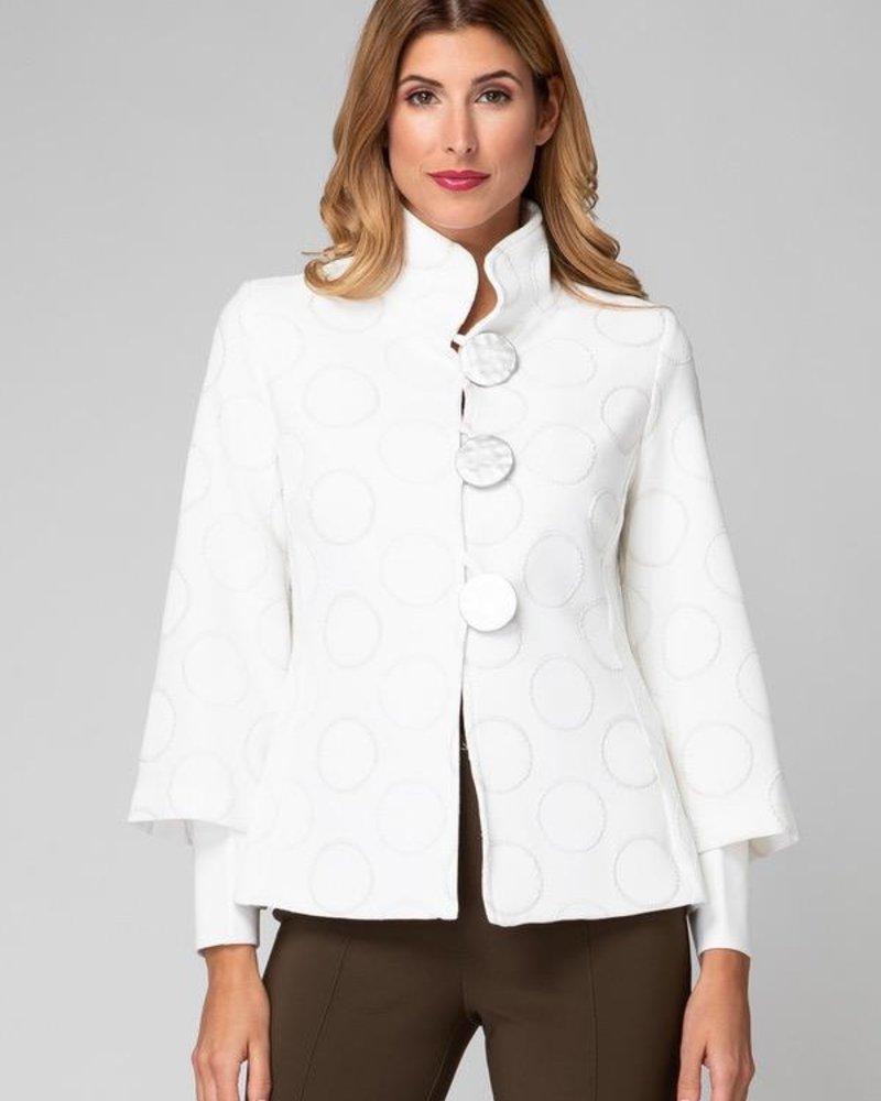 Joseph Ribkoff High neck line oversize jacket