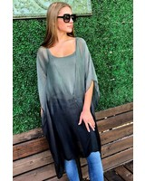 Sofia Collections Key Military Ombre Wrap