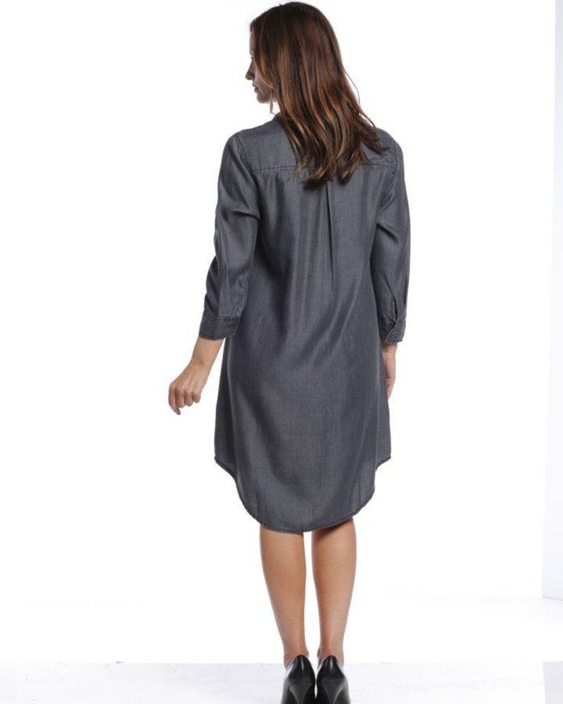 Dory 4 pockets dress shirt