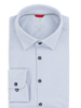 Stone Rose Polka Dot Knit Long Sleeve Shirt