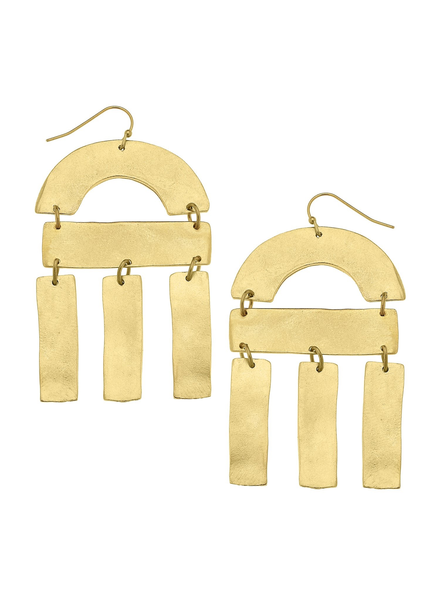 Susan Shaw Column Mobile Earrings