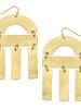 Susan Shaw Column Mobile Earrings