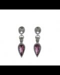 Vidda Vesta Earring, Antique Pink