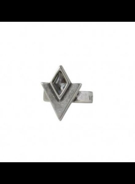 Vidda Tipi Ring, Black Diamond