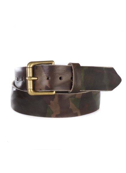 BRAVE BENNO LEATHER BELT