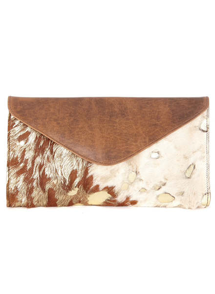 BRAVE CHAPA HAIR-ON CLUTCH