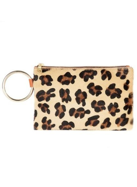 BRAVE VICE CLUTCH IN LEOPARD