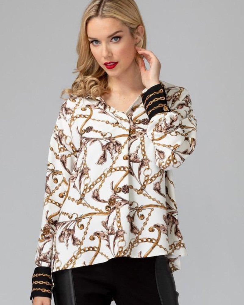 Joseph Ribkoff Designed blouse