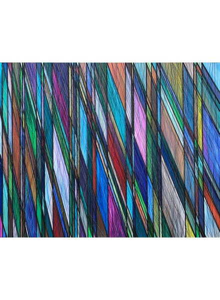 Stephen Balut ETHEREAL PRISM PAINTING