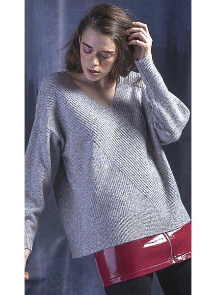 verdigris Miriam sweater