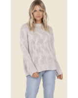 Lost In Lunar Shelby Knit Jumper