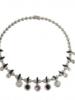 verdigris Cinderella Necklace