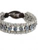 verdigris Bella Bracelet, BlueSwarovski