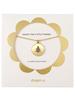 verdigris Tree Disc Necklace