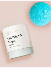 "verdigris ""Oh What a Night"" bath balm"