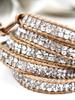 verdigris Argent Wrap Bracelet