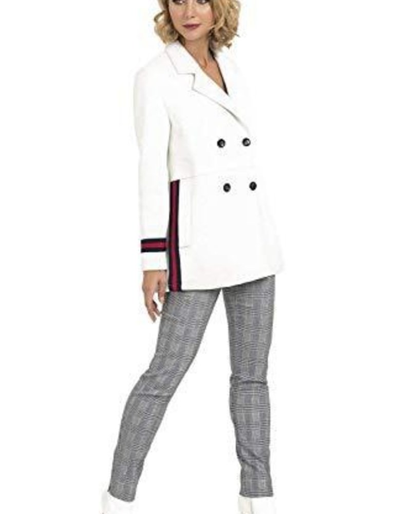 verdigris French Coat