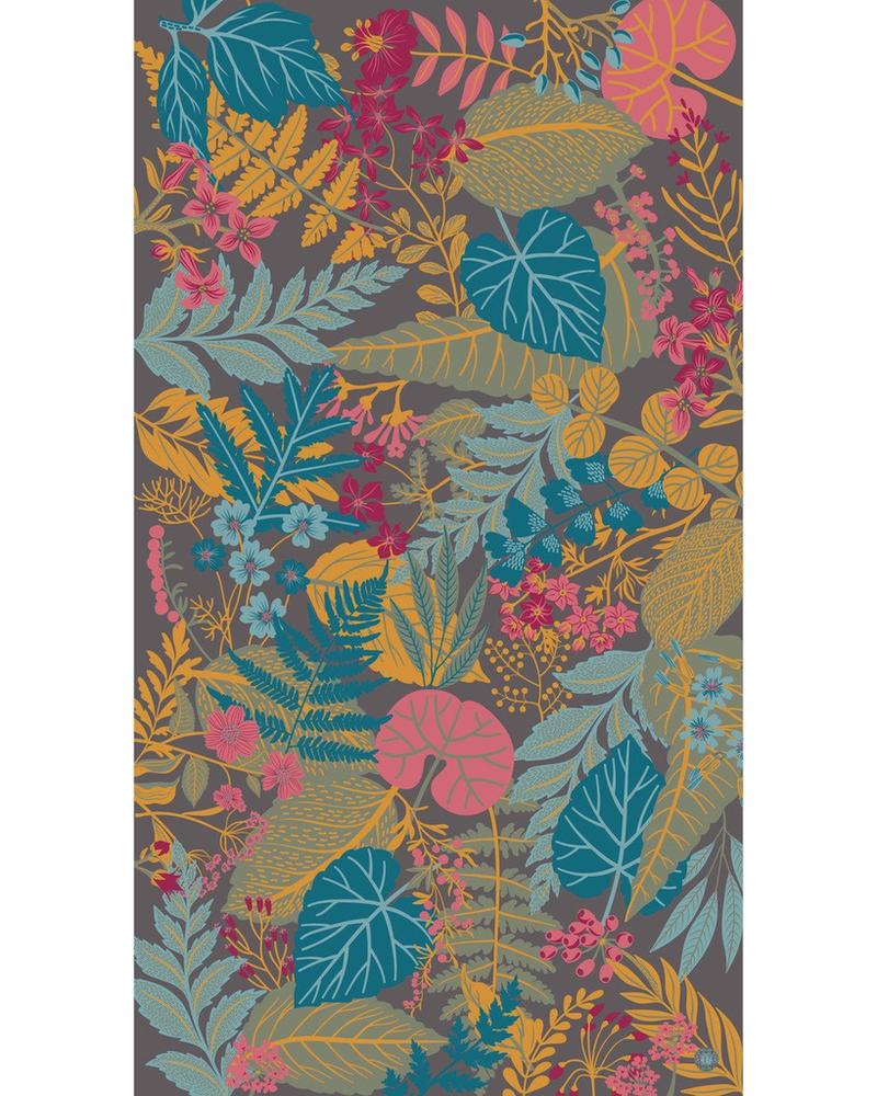 verdigris Winter Garden Print