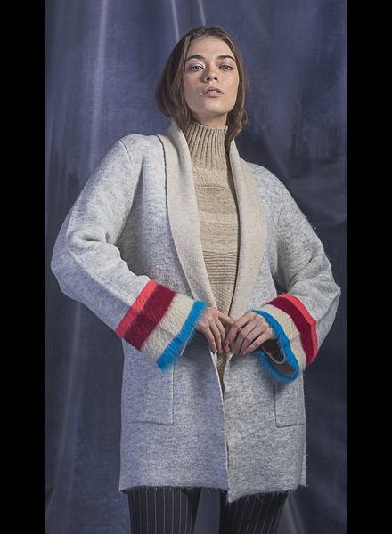 verdigris Evelynn Sweater