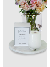 verdigris Intentions Candle