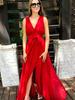 verdigris Camila maxi dress