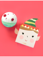 verdigris Jolly Little Elf bath balm