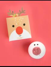 verdigris Rudolph the Red-Nosed Reindeer