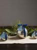 verdigris Winterlude X-Large Retro Ornament Candle