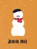 verdigris Holiday Greeding Card