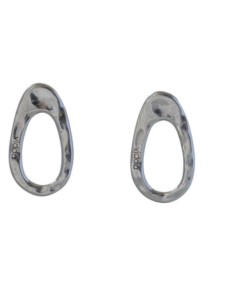 verdigris Olive Earring
