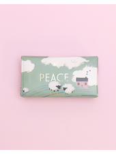 verdigris Peace Soap