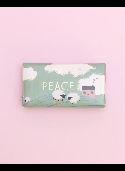 verdigris Peace Soap