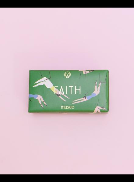 verdigris Faith Soap
