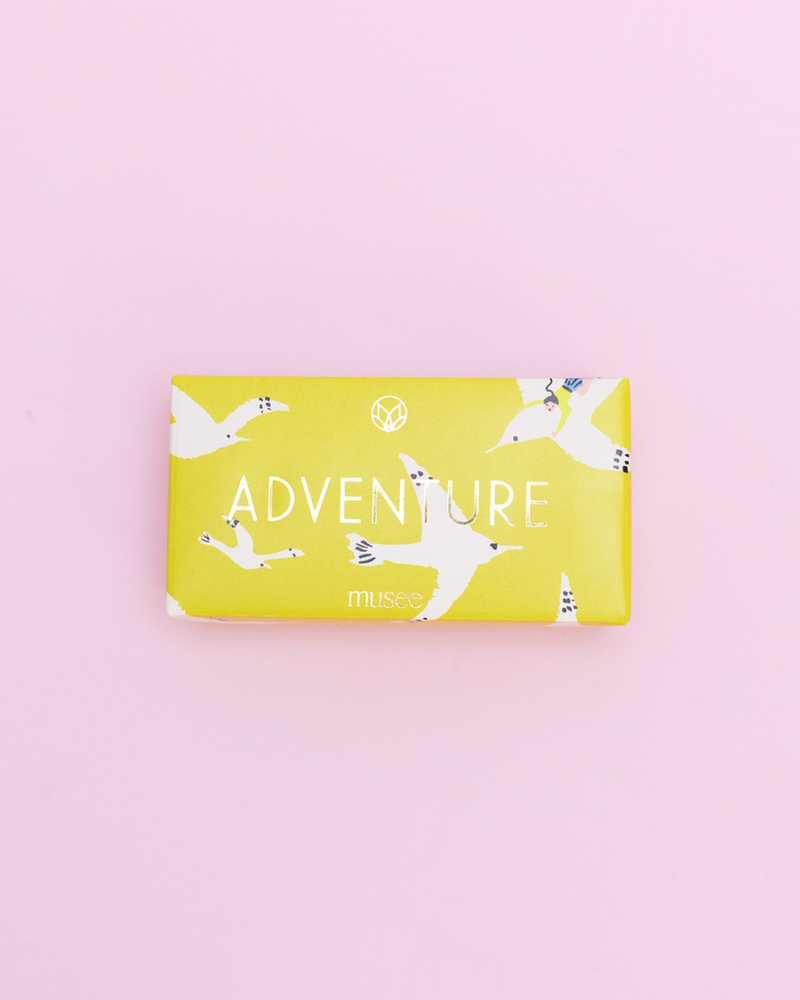 verdigris Adventure Soap