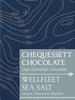 verdigris Wellfleet Sea Salt Chocolate Bar