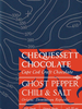 verdigris Ghost Pepper Chili & Salt Chocolate Bar
