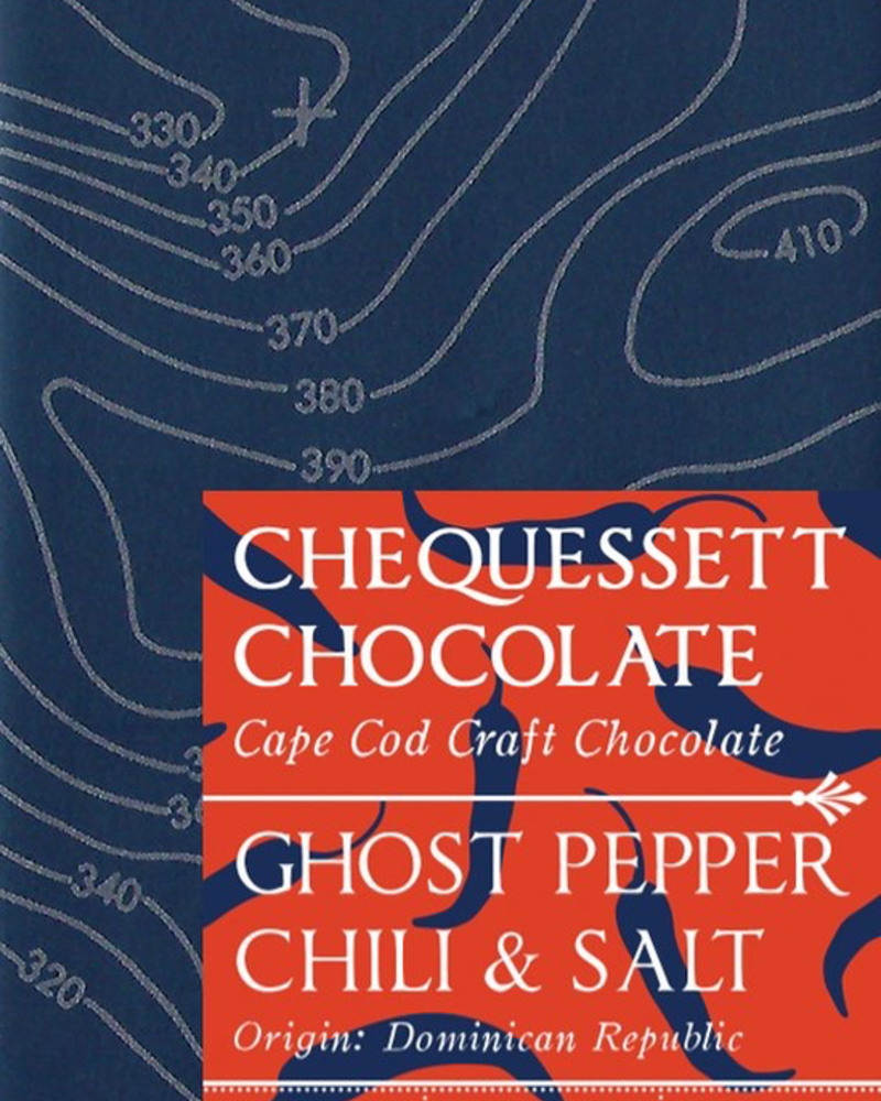 verdigris Ghost Pepper Chili & Salt Bar