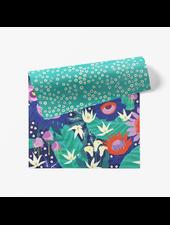 verdigris Night Bloom Gift Wrap