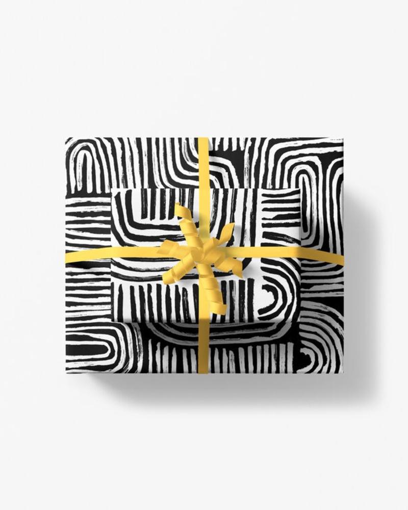 verdigris Amaze Gift Wrap