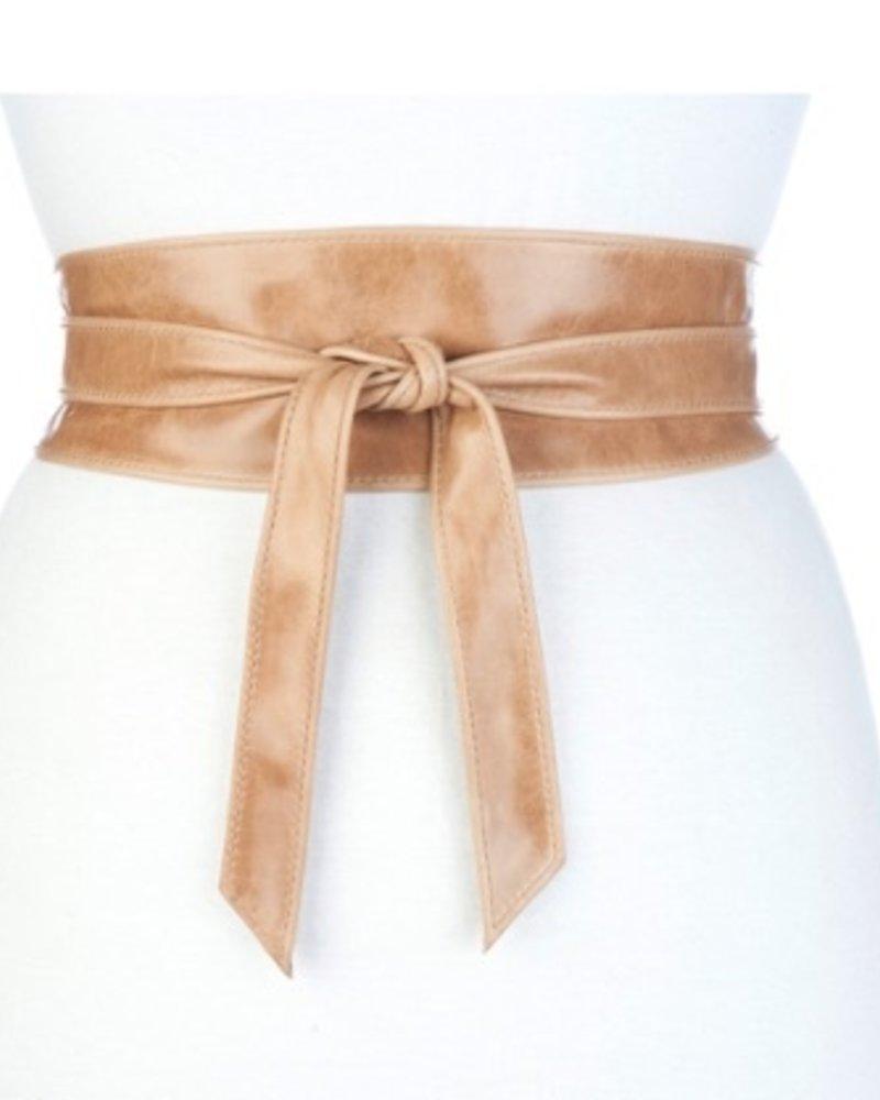 BRAVE Nida Belt, Nude, one size
